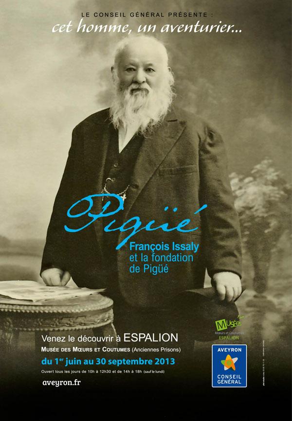 Fran ois issaly et la fondation de pig des aveyronnais - Musee soulages rodez horaires ...