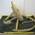 photo 2 Radiation de l'inventaire d'une roue en bois